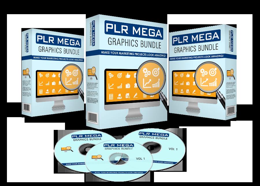 PLR Mega Graphics Bundle