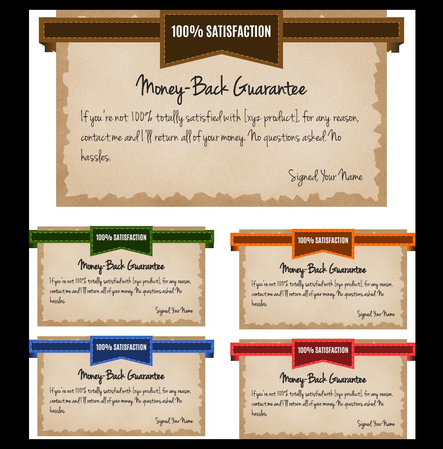 Module 12: Guarantee Boxes